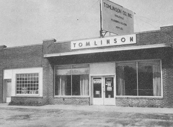 Suffolk, VA Tomlinson Company Branch